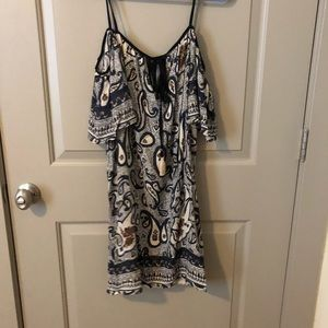 3/$15 UO off the shoulder dress